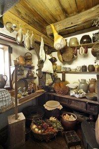 Speisekammer des Altfriesischen Hauses
