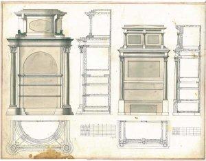 Werkzeichnungen Möbel