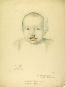 Krankenbildnis Heinrich Höne