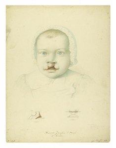 Krankenbildnis Heinrich Janssen