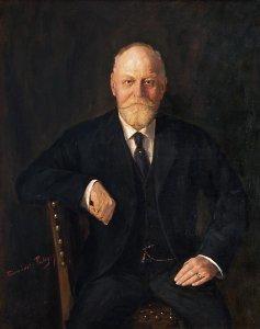 Ludwig Nissen, 1855 - 1924
