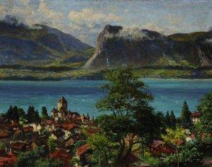 o.T. (Dorf am See)