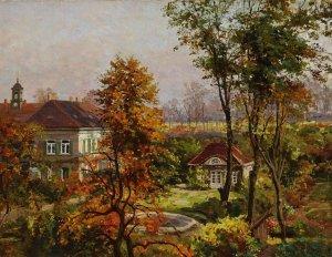 Richters Garten in Dresden
