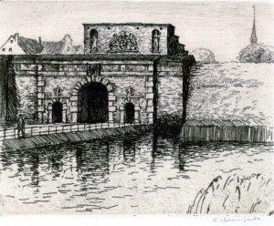 Langgarten Tor