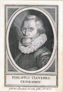 Philippus Cluverius (Clüver) Geographus