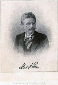 Max Halbe
