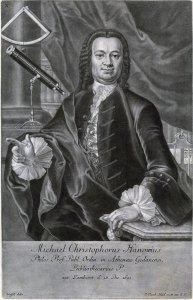 Michael Christophorus Hanowius (Hanov)