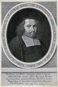 M. Salomon Möllerus (Möller)