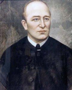 Porträt des Quierschieder Pastors Jakob Hower