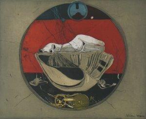 Venus auf dem Muschelbett