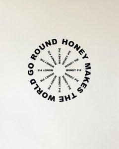 Honey makes the world go round