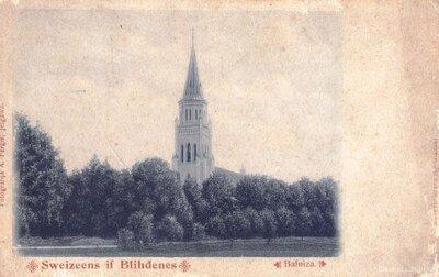 Blīdenes baznīca