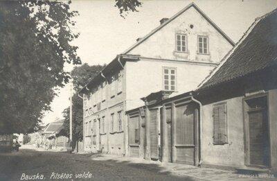 Bauskas pilsētas valdes nams