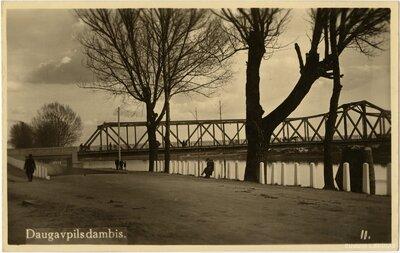 Vienības tilts. Daugavpils