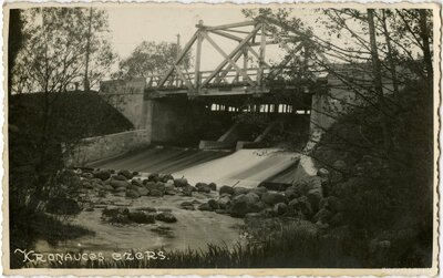 Tilts uz Dobeles - Tērvetes ceļa