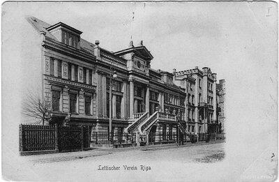 Rīgas Latviešu biedrības ēka