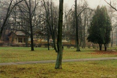 Rīga. Paviljons Arkādijas parkā