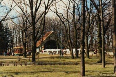 Rīga. Arkādijas parks