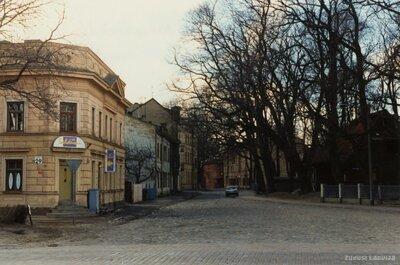 Rīga. Altonavas iela