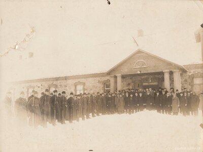 Krustpils lauksaimniecības biedrības nams