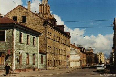 Rīga. Puškina iela