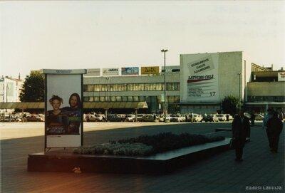 Rīga. Stacijas laukums