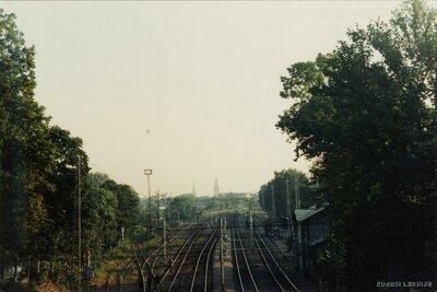 Rīga. Torņkalna stacija
