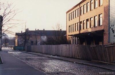 Rīga. Pirts Varavīksne Mārstaļu ielā