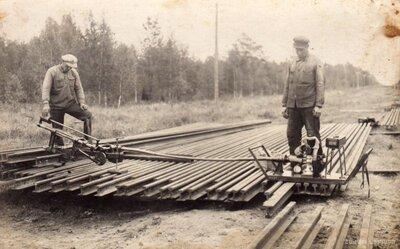 Ugāle. Dzelzceļa atjaunošana