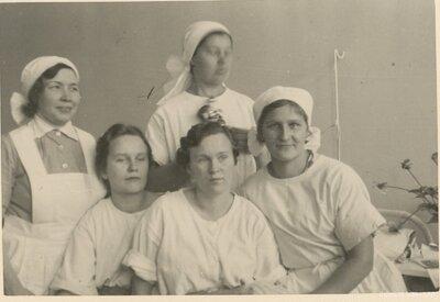 Slimnīcas personāls