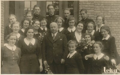 Rīgas Franču licēja audzēkņi