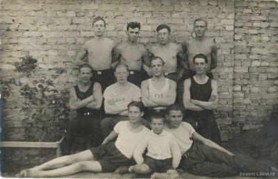 Sportistu grupa