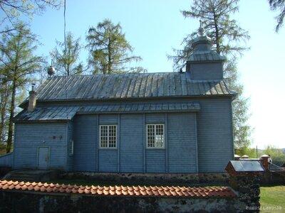 Indricas katoļu baznīca
