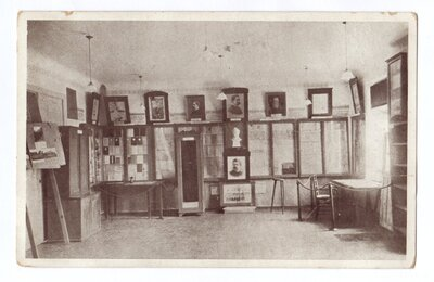 Rīga. R.Blaumaņa stūrītis Pedagoģiskajā muzejā