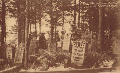 Jaunjelgava. Ebreju kapsēta