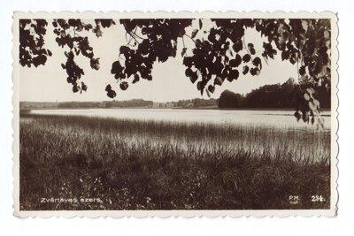 Zvārtavas ezers