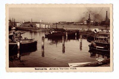 Ventspils. Ventmala