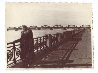 Rīga. Daugavas krastmala