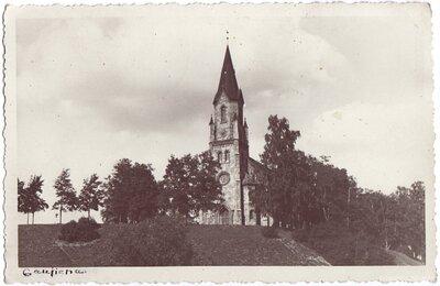 Gaujienas luterāņu baznīca