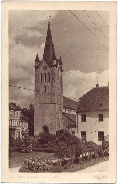 Cēsu Sv. Jāņa luterāņu baznīca