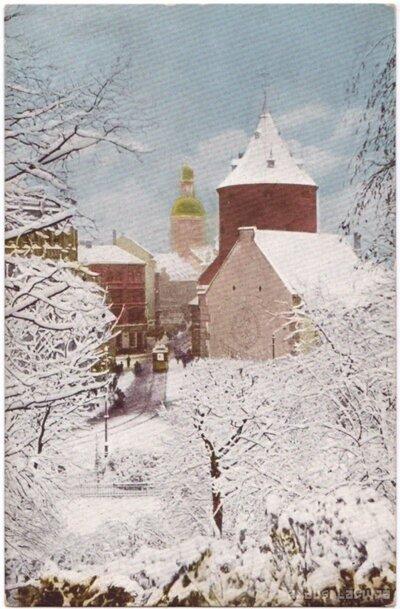 Rīga. Pulvertornis