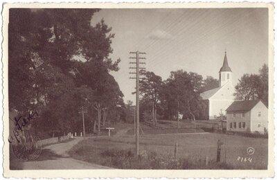 Zeltiņu luterāņu baznīca