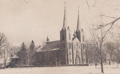 Galēnu katoļu baznīca