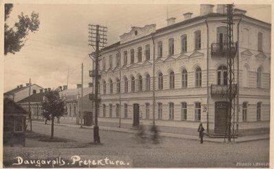 Daugavpils. Prefektūra