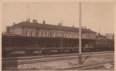 Daugavpils stacija