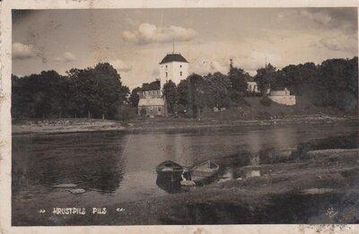 Krustpils pils