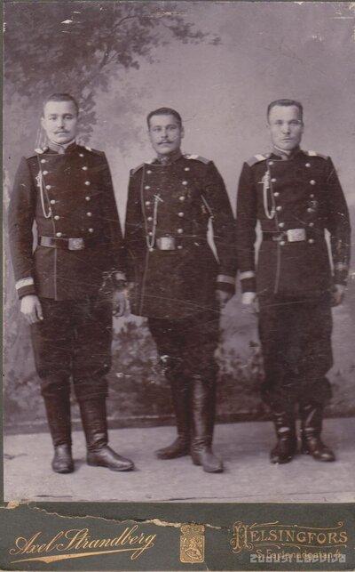 Cariskās armijas karavīrs Vojceks Sondars