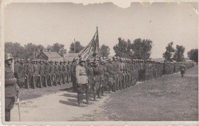 Latvijas armija. Karavīru pulks