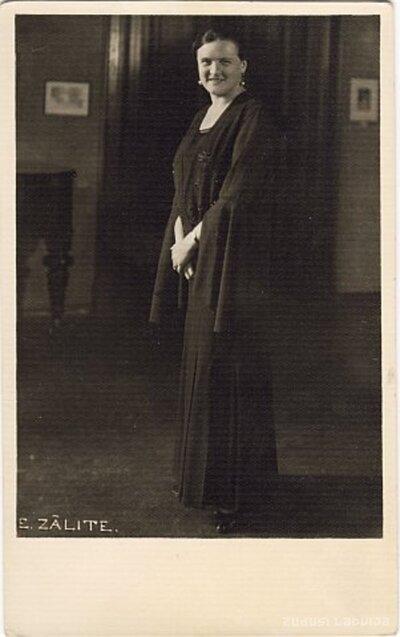 Elīna Zālīte (1898-1955)