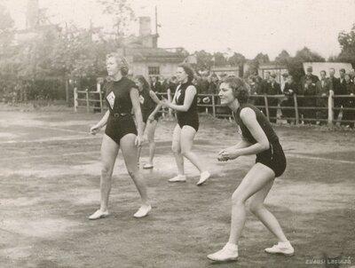 Volejbolistes Rīgā